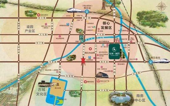 【根在商丘 家在绿城】10月28日绿城·诚园营销中心璀璨绽放!