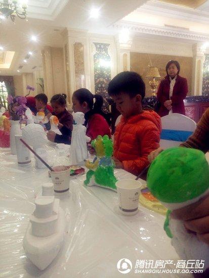 彩陶DIY,与小朋友一起重拾童趣时光...