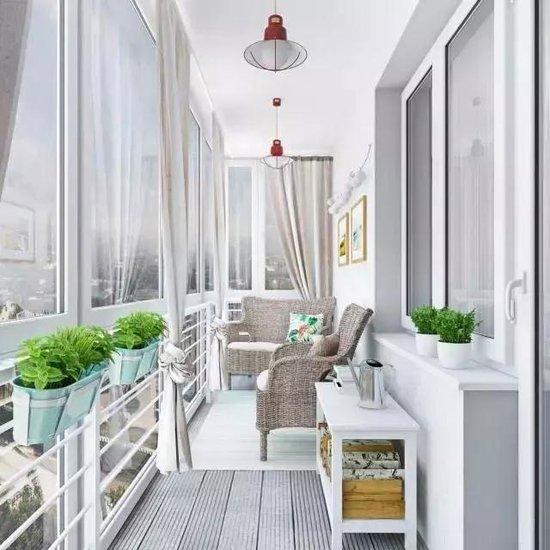 阳台,有样丨眼前一亮,邻居看了都羡慕