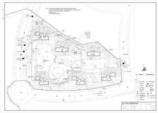 保利汕尾金町湾C021地块项目建设工程规划许可证