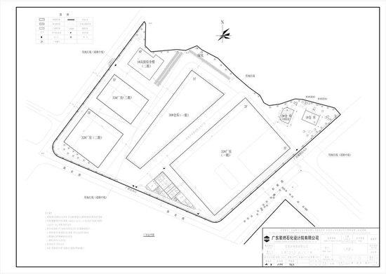 信利工业城D地块2#仓库建设工程规划许可证