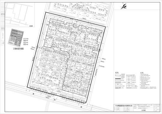 碧桂园华附凤凰城一期建设工程规划许可证