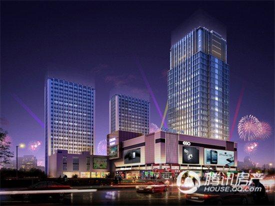 投资热情急剧高涨,颐高广场产权酒店持续火爆
