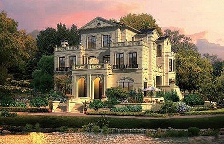 [唯美紫薇]别墅园宽景联墅即将开盘两楼100平米品格小v紫薇图片