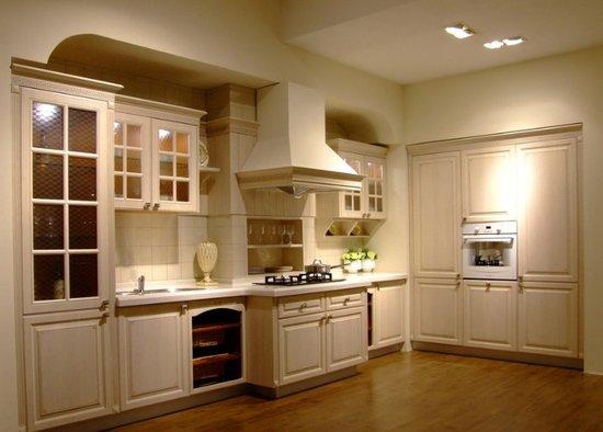 厨房风水巧布置 橱柜及灶台摆置大有讲究图片