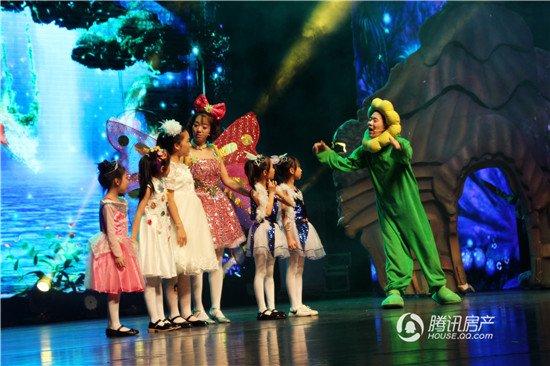 亲子魔幻剧《魔法旅行团》9月17日登陆绍兴大剧院