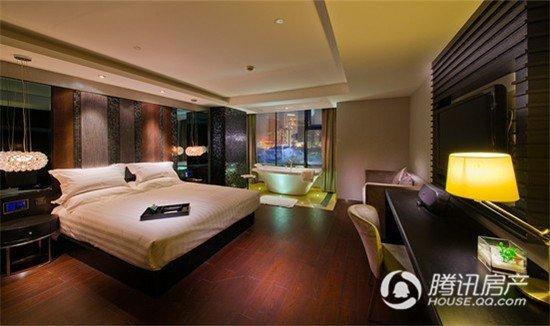颐高广场35-55㎡五星理财产权酒店 成投资界香饽饽