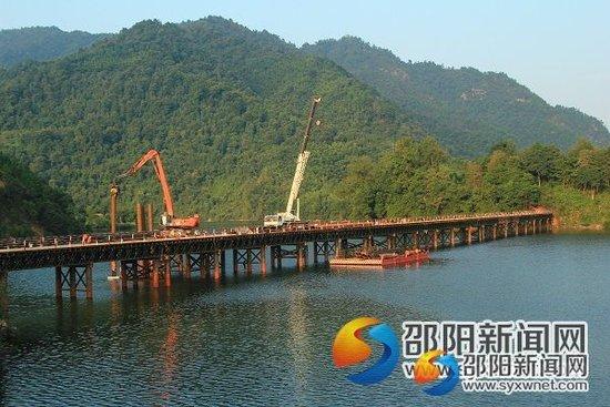2017年邵阳高速公路建设将重点做好9件大事