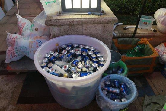 中驰与全城干杯!啤酒狂欢第一场圆满结束