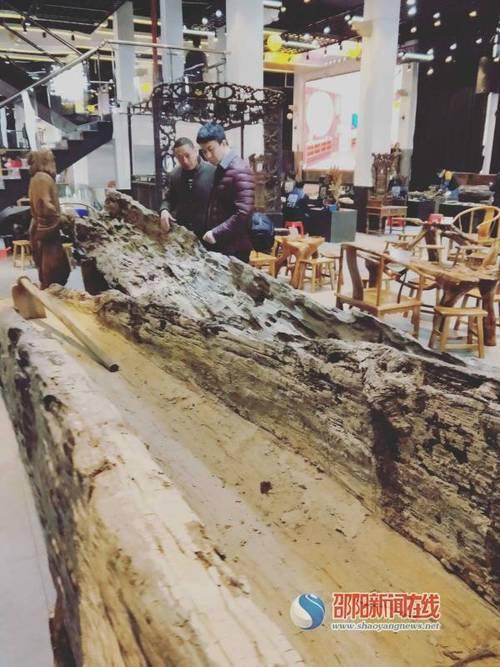 全国规模最大金丝楠木主题博物馆在邵阳开馆
