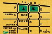 同祥城区位图