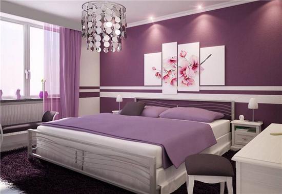 紫善变的色 最是特立独行