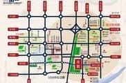 傲湖小区交通图