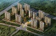 汉嘉海语城鸟瞰图