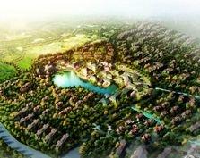 西柏坡国御温泉度假小镇