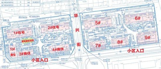 独家:栾城旧城改造项目曝光 将建9栋低密住宅楼