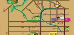 中阳润庭交通图