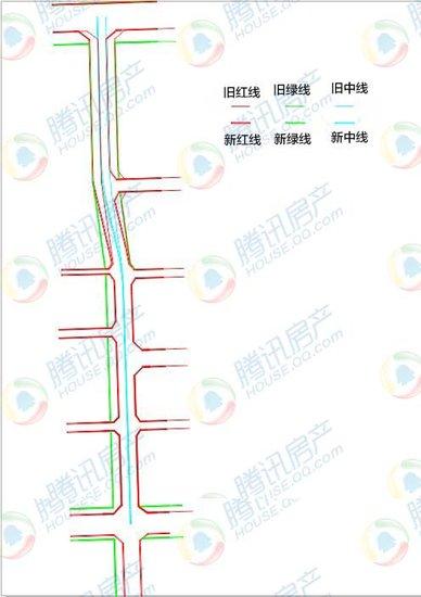珠峰大街北沿道路红线调整方案曝光