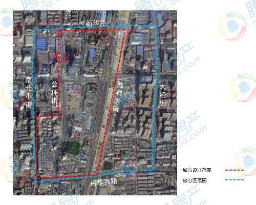 大料!老火车站、解放广场规划透露