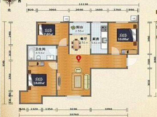 买房户型选择有学问 什么样的户型才是好户型?