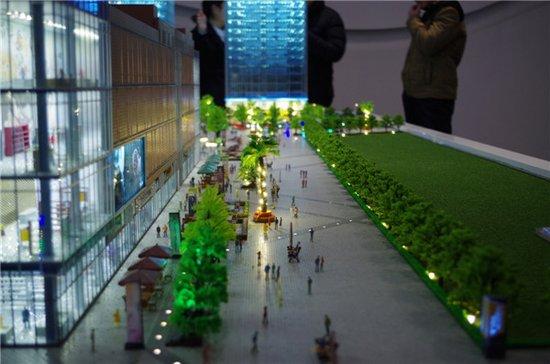 匠心布局首映石门,保利国际广场体验中心盛世启幕