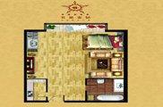 五星金钻公寓户型图