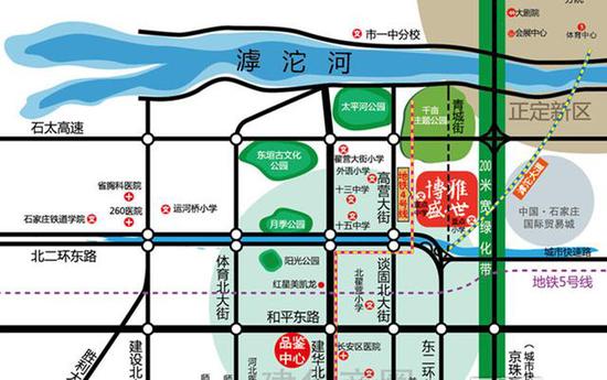 城市摊大饼 三环四环沿线会给石家庄楼市一个怎样的的未来