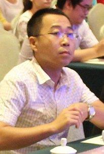 同祥城项目策划部经理陈永立
