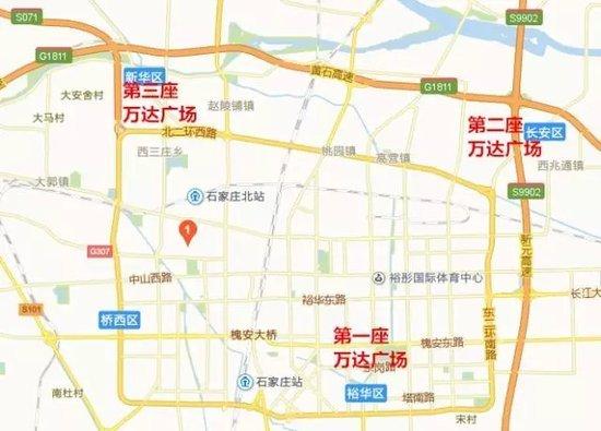"""王健林告别房地产?""""绝版""""新华区万达广场助力五大楼盘"""