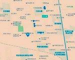 西美花街区位图