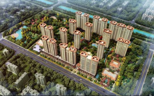二环里 繁华之上 再造城市人居新典范