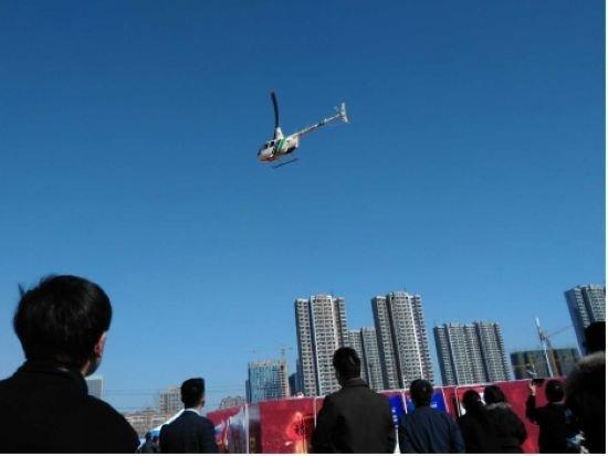 通航人才紧缺 石家庄现零首付考直升机驾照
