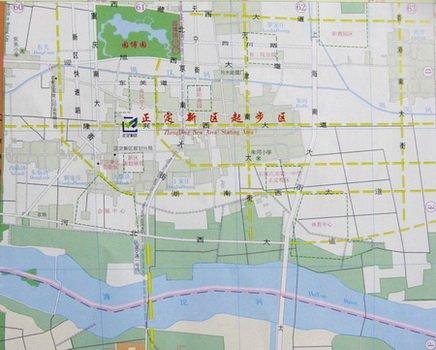 013年版石市地图开始发售 新火车站成最大亮点