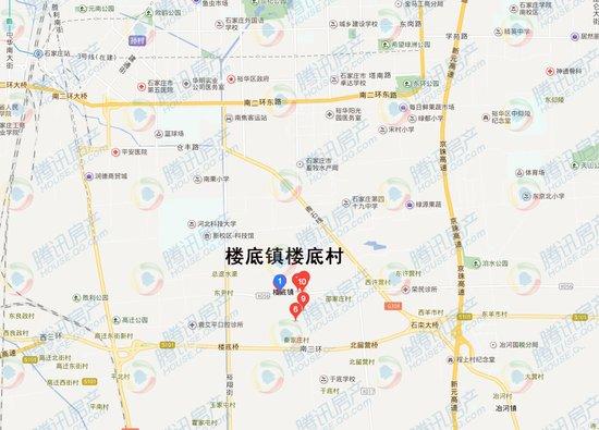 栾城一城中村征地和补偿方案曝光  88多亩土地建住宅