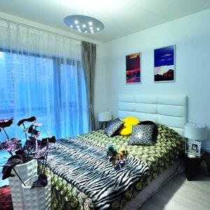 样板间之温馨卧室