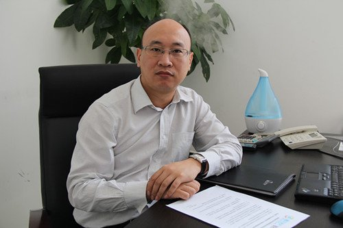 紫晶悦城商业项目营销总监张磊:抢铺?强铺!
