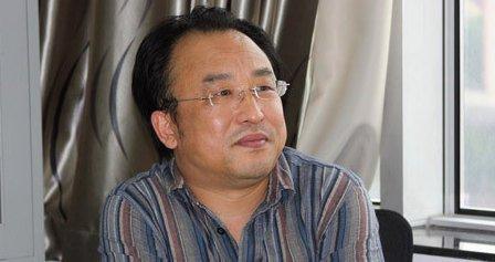 中国城市产业发展联盟常务副主席吴镝