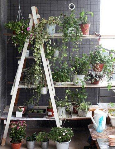 创意旧物 低成本打造个性新空间