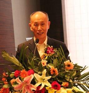 石家庄房地产业协会常务副会长兼秘书长李水源致辞