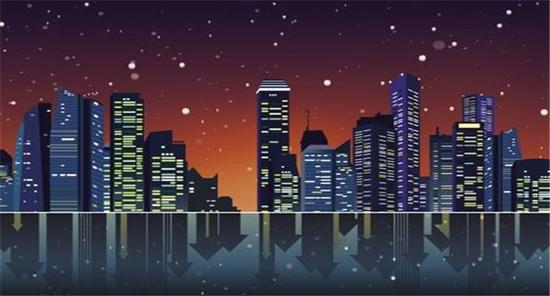"""一周楼市:楼市进入冰冻期。何时出现冬天里的""""春天""""?"""