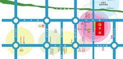 长瑞上城区位图