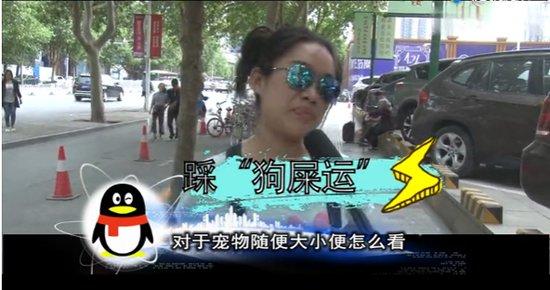 """腾讯街访第五弹:@国际庄 名盘里需要点""""狗东西"""""""