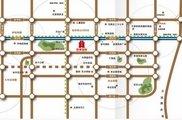 恒泰国际区位图
