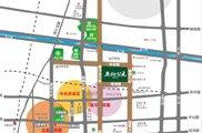 奥北公元商铺区位图