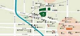 林荫大院交通图