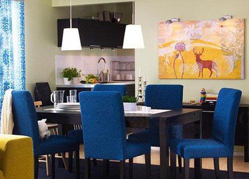 狭窄空间 打造餐厅的惬意与享受