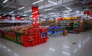 永辉、北国大型超市