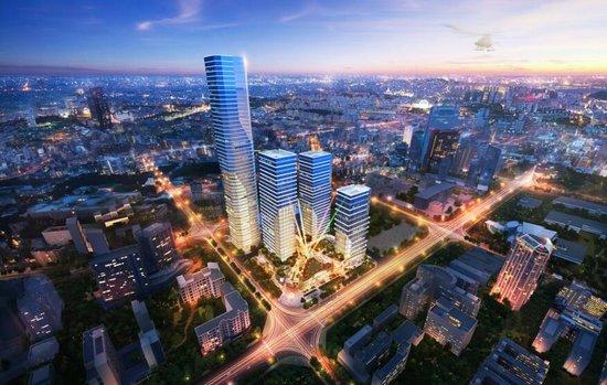 石家庄北国商圈再添新成员 恒大中央广场刷新城市新地标