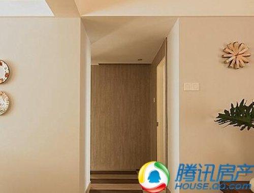 尽享沉静之美 120平简约风格公寓大赏