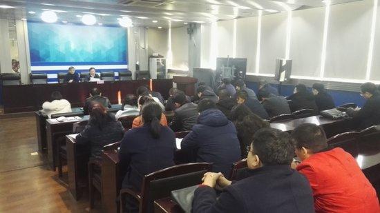 高新区召开春季集中开工项目调度会